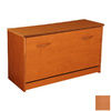 Venture Horizon Cherry Wood Shoe Storage