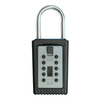 Lockstate Gray Key Dock Steel Lock Box