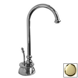 Shop Westbrass Instant Hot Calorah Unlacquered Polished