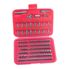 Morris Products 100-Piece Metal Twist Drill Bit Set
