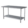 Buffalo Tools 49-in W x 35-in H Steel Work Bench