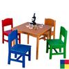 KidKraft Nantucket Primary Square Kid's Play Table