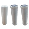 Whirlpool 3-Pack Standard Replacement Reverse Osmosis Under Sink Replacement Filter