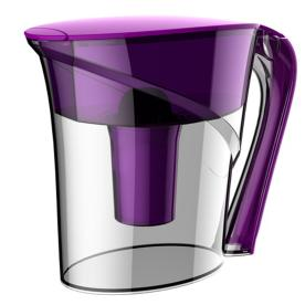 Idylis Water Filtration Purple Pitcher