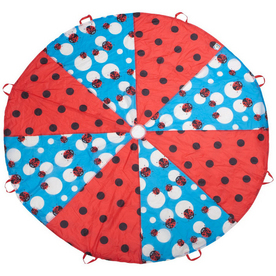Pacific Play Tents Parachute Residential Interactive Play System