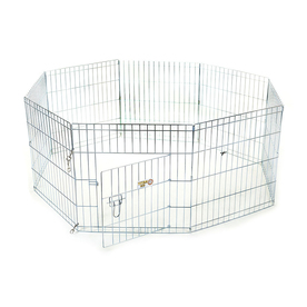 Majestic Pets 16-ft x 2-ft Outdoor Dog Kennel