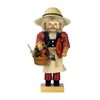 Alexander Taron Wood Felicitator Nutcracker Ornament