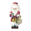Alexander Taron Wood Noble Santa Red Nutcracker Ornament