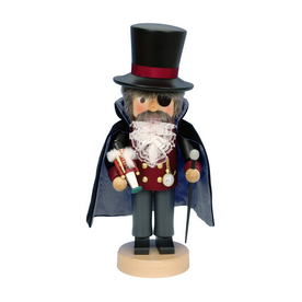 Alexander Taron Wood Drosselmeyer Nutcracker Ornament