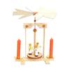 Alexander Taron Mini Angel Pyramid Ornament