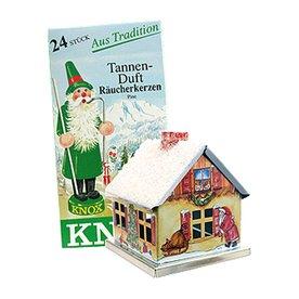 Alexander Taron Incense Burner Santa Indoor Christmas Decoration