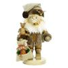 Alexander Taron Wood Gnome Santa Smoker Ornament
