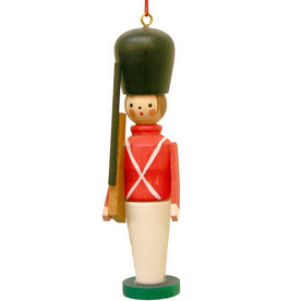 Alexander Taron Wood Toy Soldier Ornament