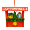 Alexander Taron Wood Christkindlmark with Toys Ornament