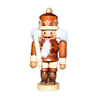 Alexander Taron Wood Mini King Nutcracker Ornament