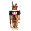 Alexander Taron Wood Mini Soldier Nutcracker Ornament