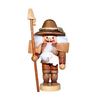 Alexander Taron Wood Mini Shepherd Nutcracker Ornament