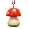 Alexander Taron Wood Mushroom Mushroom Ornament