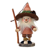 Alexander Taron Wood Mushroom Man Hanging Ornament