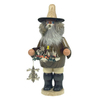 Alexander Taron Wood Pyramid Vendor Smoker Ornament