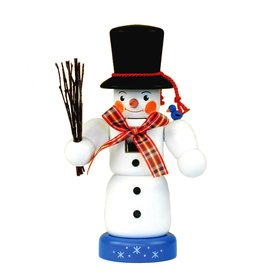 Alexander Taron Figurine Snowman Indoor Christmas Decoration