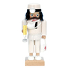 Alexander Taron Wood Doctor Nutcracker Ornament