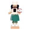 Alexander Taron Wood Dentist Nutcracker Ornament
