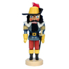 Alexander Taron Wood Musketeer Nutcracker Ornament