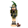 Alexander Taron Wood Forest Ranger Nutcracker Ornament