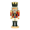 Alexander Taron Tabletop Nutcracker Indoor Christmas Decoration