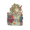 Alexander Taron Christ Child Standing Christmas Card Ornament