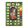 Alexander Taron Nativity Text Advent Calendar Ornament