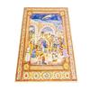 Alexander Taron Nativity Large Text Advent Calendar Ornament