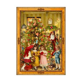Alexander Taron Victorian Advent Calendar Ornament