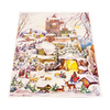Alexander Taron Small Peaceful Eve Scene Advent Calendar Ornament