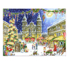 Alexander Taron Kris Kringle Marketplace Advent Calendar Ornament