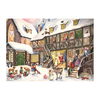 Alexander Taron Advent Calendar Santa Indoor Christmas Decoration