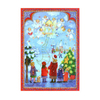 Alexander Taron Ladder to Heaven Advent Calendar Ornament