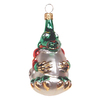 Alexander Taron Glass Glass Dragon Ornament
