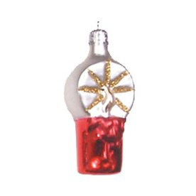 Alexander Taron Glass Glass Candle Ornament