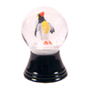 Alexander Taron Glass Mini Penguin Snow Globe Ornament