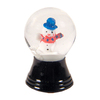 Alexander Taron Glass Mini Snowman Snow Globe Ornament