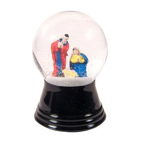 Alexander Taron Tabletop Snow Globe Indoor Christmas Decoration PR1228