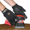 Impacto XX-Large Men's Synthetic Leather Work Gloves