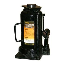 Buffalo Tools 20-Ton Black Bull Air Bottle Jack