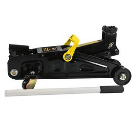 Buffalo Tools Black Bull 2-Ton Trolley Floor Jack