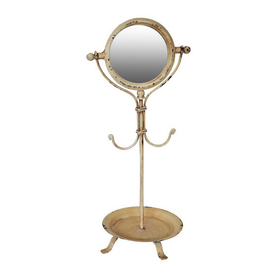 Shop Cheungs White Countertop Vanity Mirror at Lowes.com