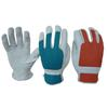 Style Selections Medium Ladies' Leather Multipurpose Gloves