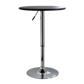 Buffalo Tools Amerihome 25-in W x 25-in L Round Bar Table