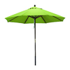 Phat Tommy Octagon Kiwi Umbrella with Pulley (Common: 9-ft x 9-ft; Actual: 9-ft x 9-ft)